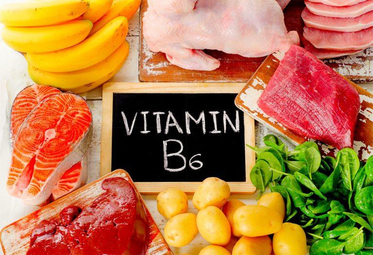 ビタミンb6の表